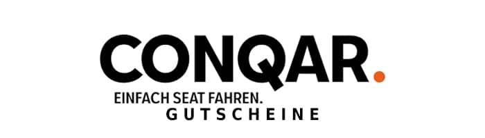 Conqar Gutscheine Logo Oben